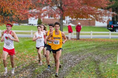 Cross Country face tough opposition, weather