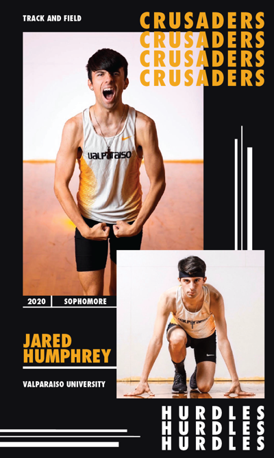 Jared Humphrey Graphic