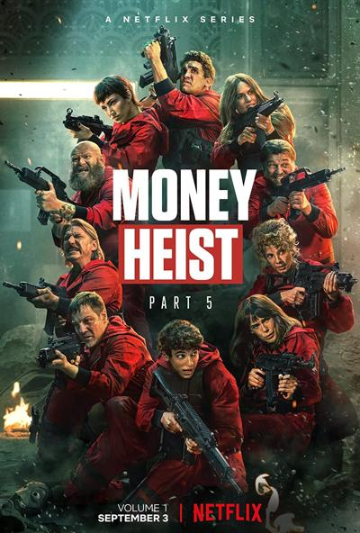 Fifth season  of 'Money Heist' lives up to hype of high expectations
