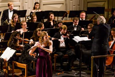 Music ensembles celebrate Reformation at Homecoming