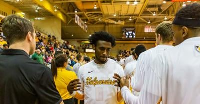 Freeman-Liberty backs up from draft, moves on from Valpo