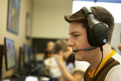 Valpo Esports sets pace for year two