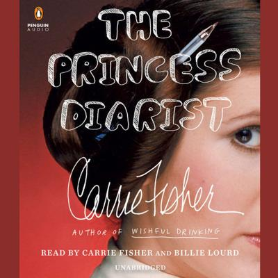 Carrie Fisher's 'The Princess Diarist' is moving, witty