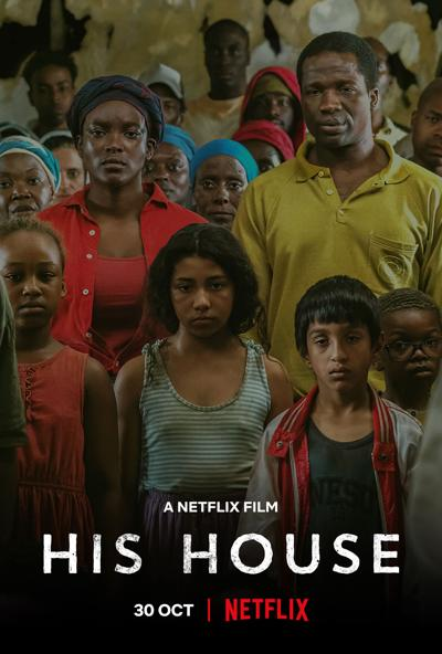 'His House' filled with great pace and tension