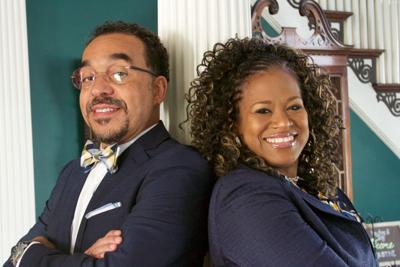 Reception to honor Dr. John Nunes and wife Monique
