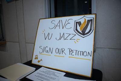 Students petition to 'Save VU Jazz' after program gets cut
