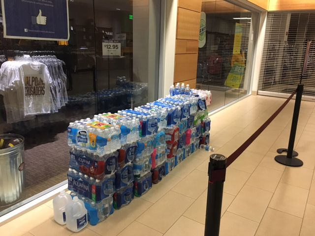 Water drive for East Chicago