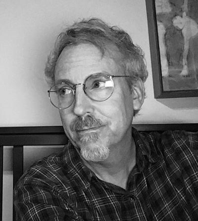 Verona Public Library reference librarian Mark Cullen