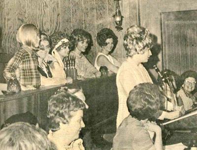 Spotlight: 50 years ago