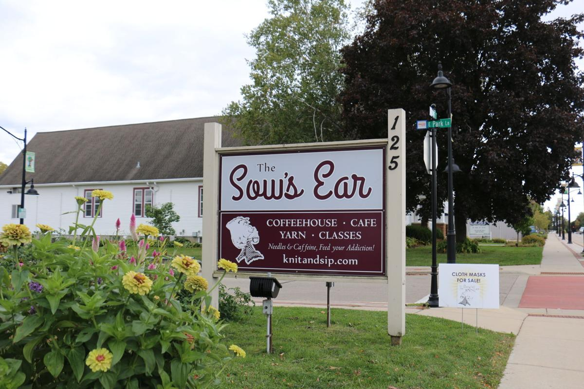 The Sow's Ear celebrating 20th anniversary