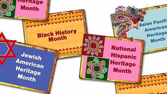 Are ethnic-themed months necessary?