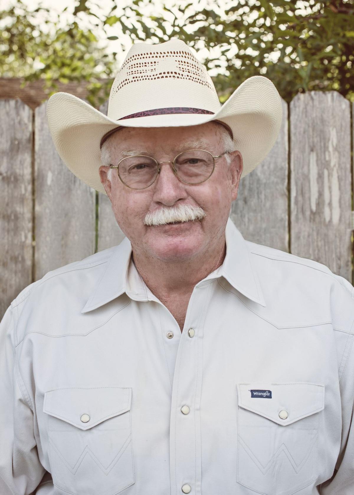 Goliad County Precinct 1 Commissioner Kenneth Edwards