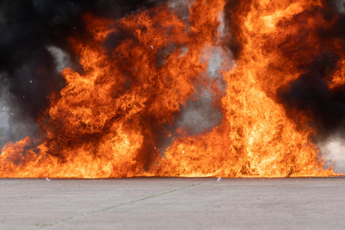 Explosive Demonstration