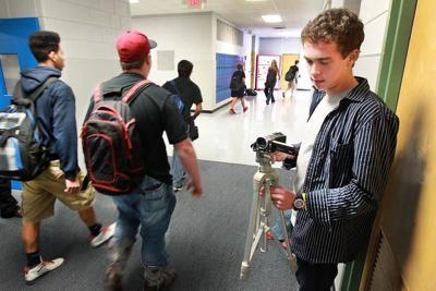 Goliad High has its first-ever film festival (Video) (copy)