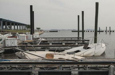 Hurricane assistance center in Port Lavaca changes roles