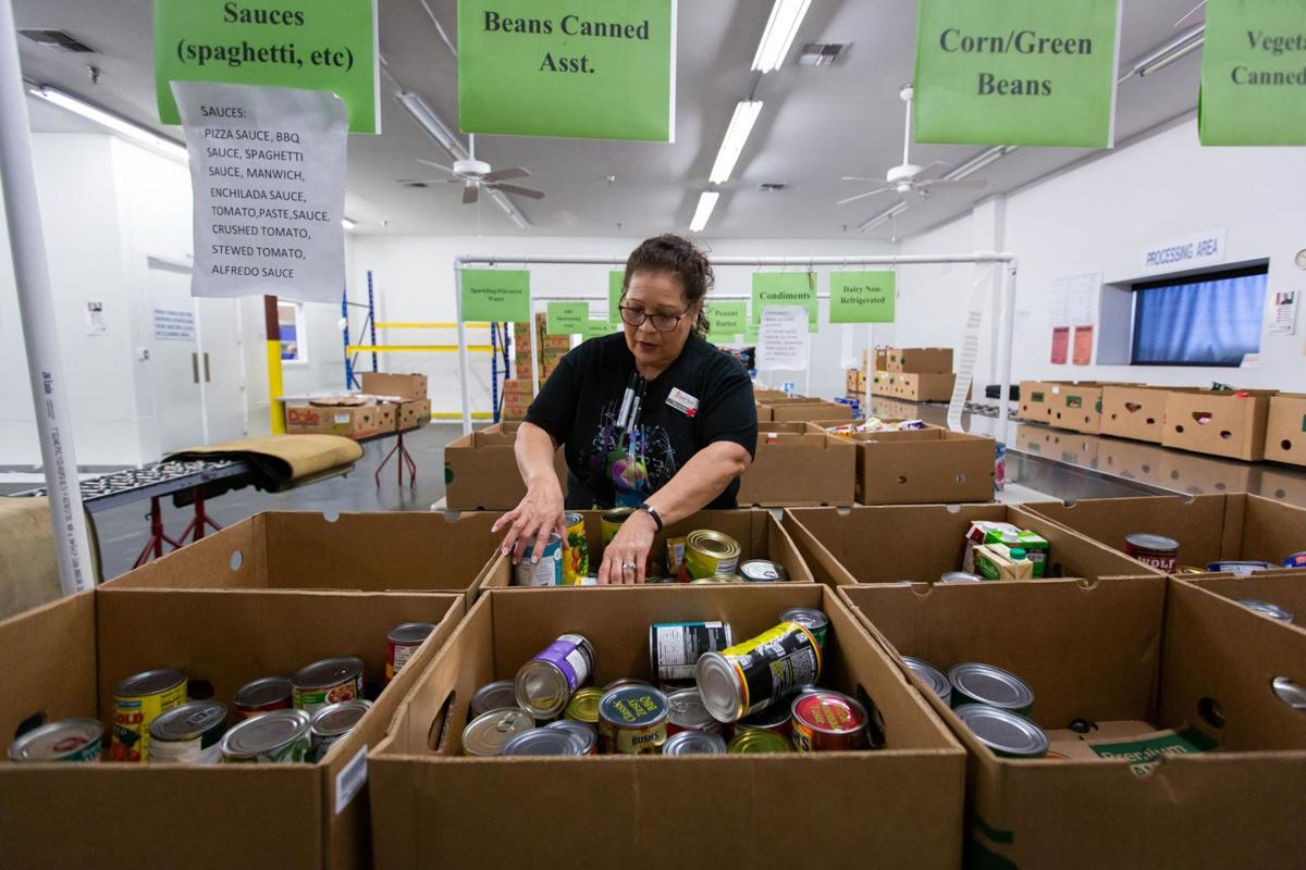 United Way - Food Bank of the Golden Crescent