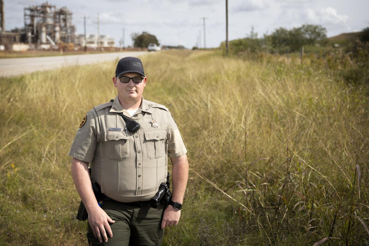 Deputy still suffers after being struck by motorist
