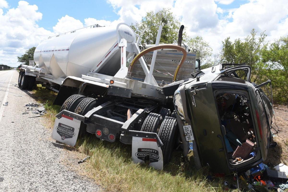 Meyersville crash