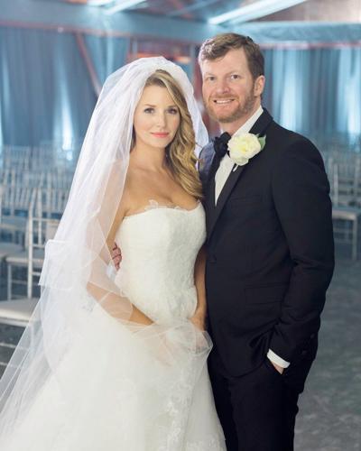 Victoria native weds Dale Earnhardt Jr.