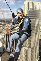 Victoria to step 'Over the Edge' for fundraiser