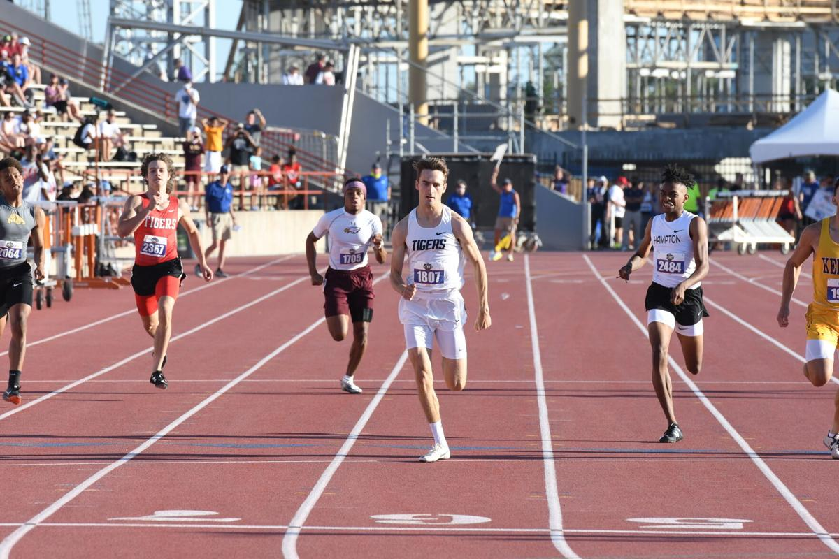 Class 3A/4A state track meet