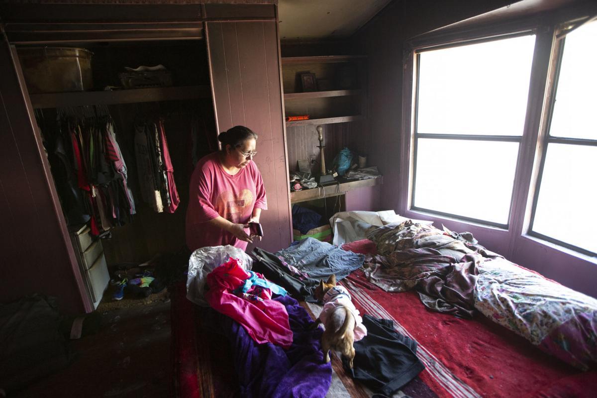 Monday night fire destroys Victoria home