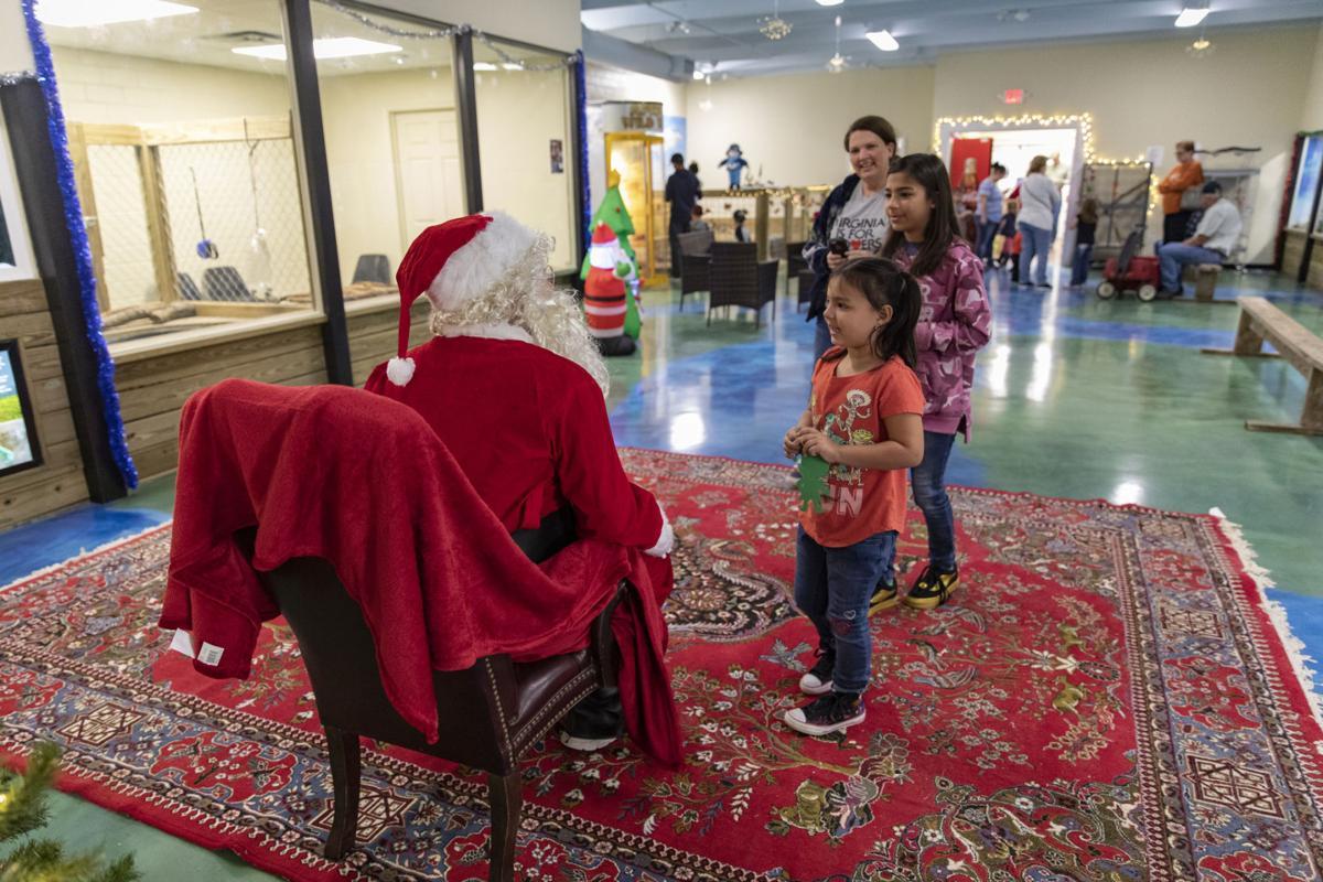Christmas at the Texas Zoo