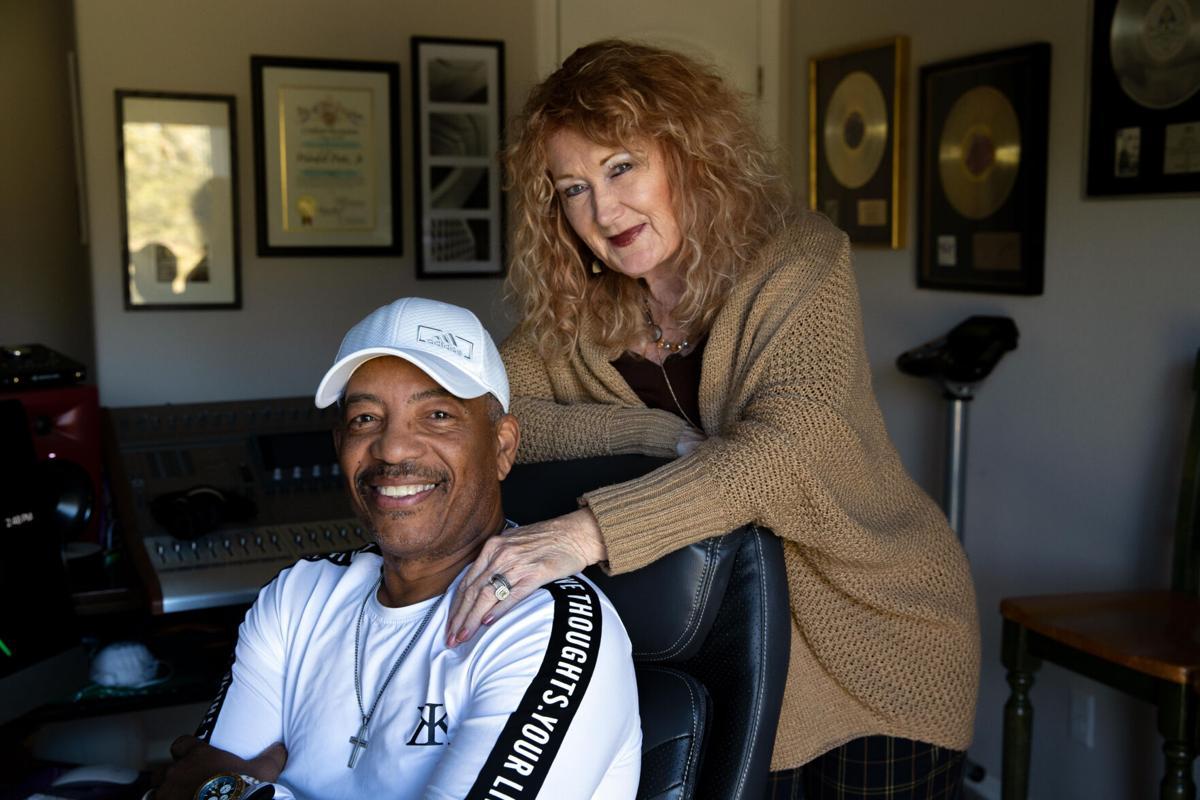Wardell Potts Jr. and Gayla Massey