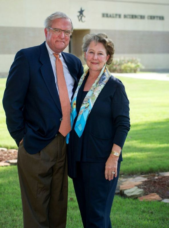 Ron and Kay Walker