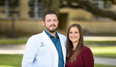 Cuero physician, wife have come full circle since attending VC