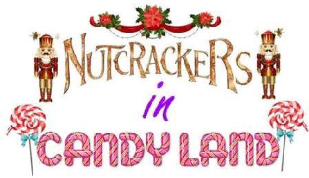 Cuero Heritage Museum Nutcrackers in Candy Land