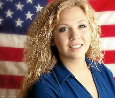 Sophomore elected honorary vice president at convention