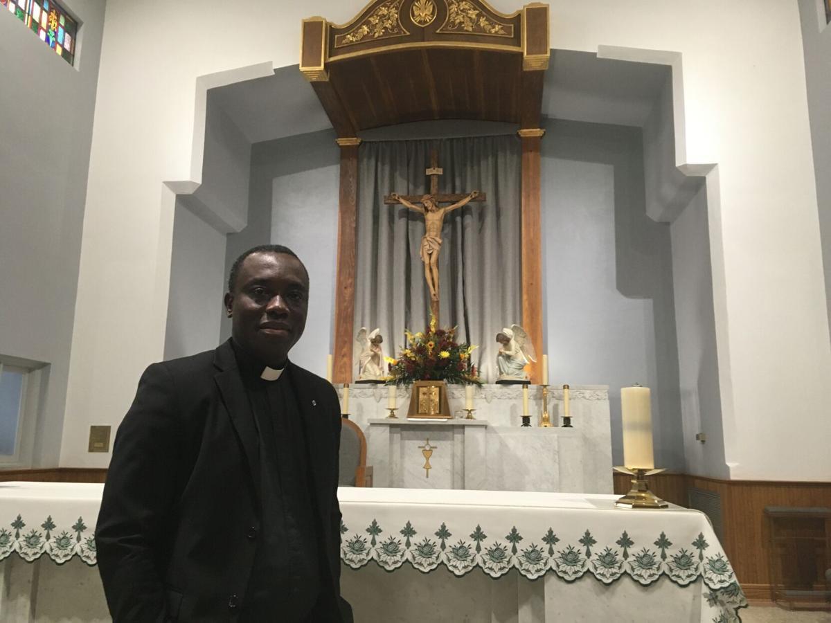 The Rev. Felix Twumasi
