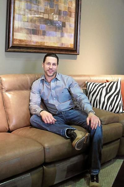 Superb Father Hands Kamin Furniture Company Reins To Son