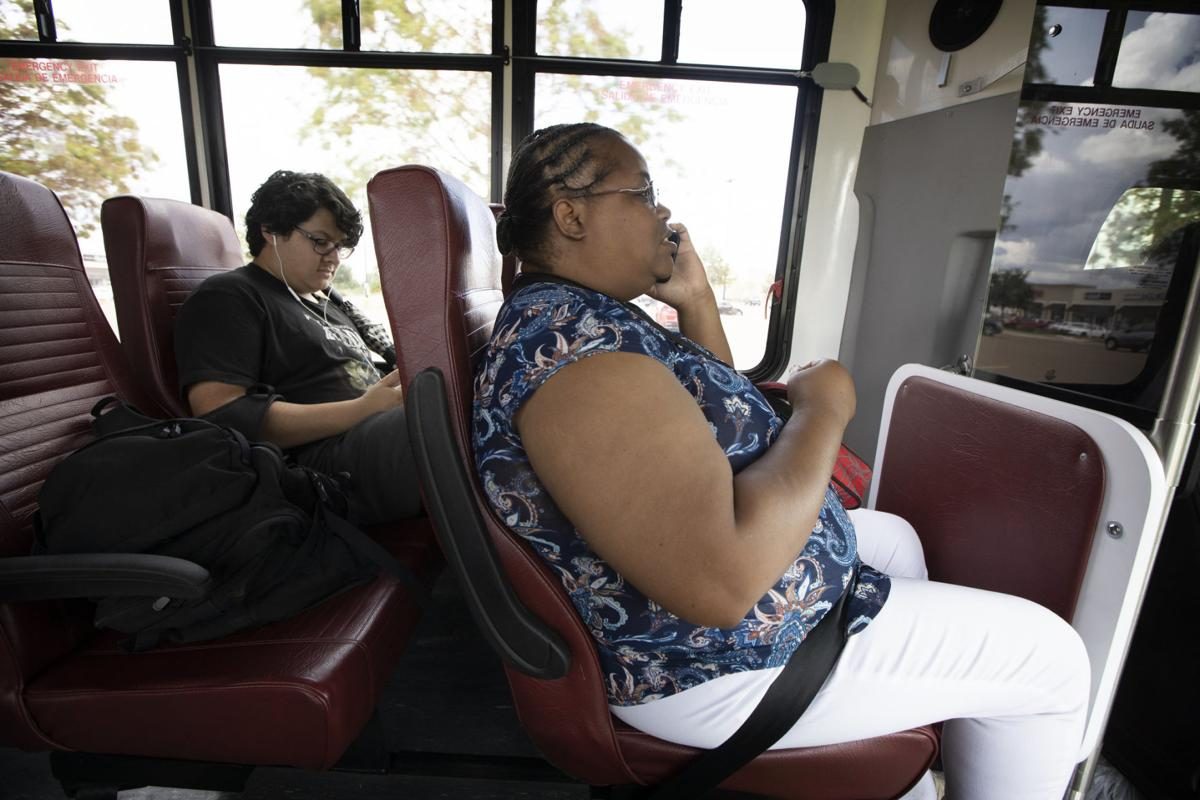 Victoria Transits looks for ways to expand services
