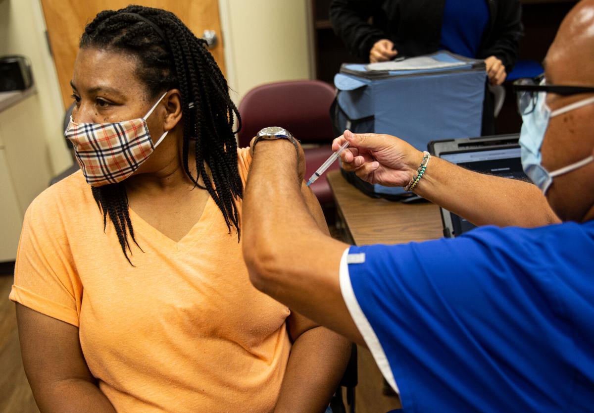 Health Department Vaccine Clinic