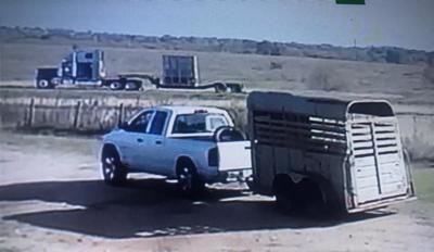 Victoria deputies recover stolen trailer, arrest suspect