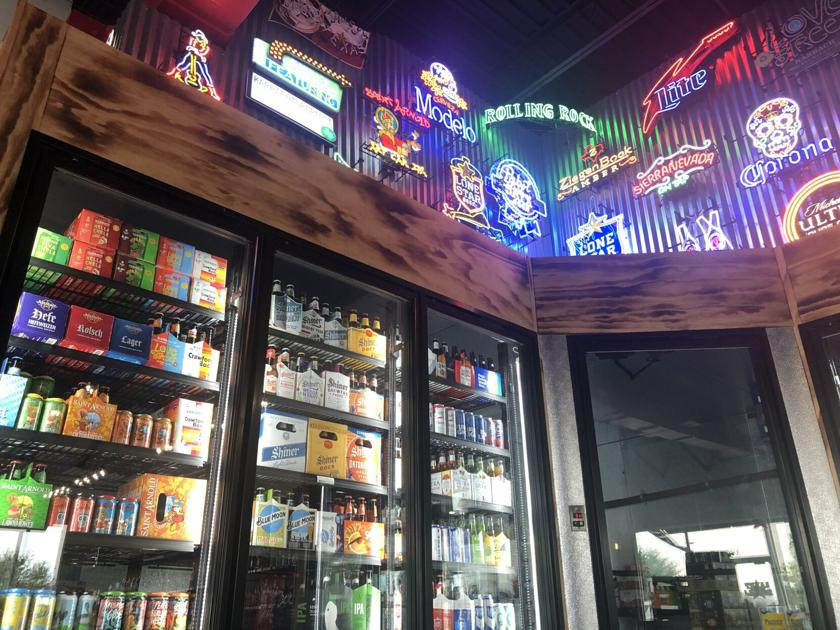 Locally owned liquor store from Nursery expands into Victoria