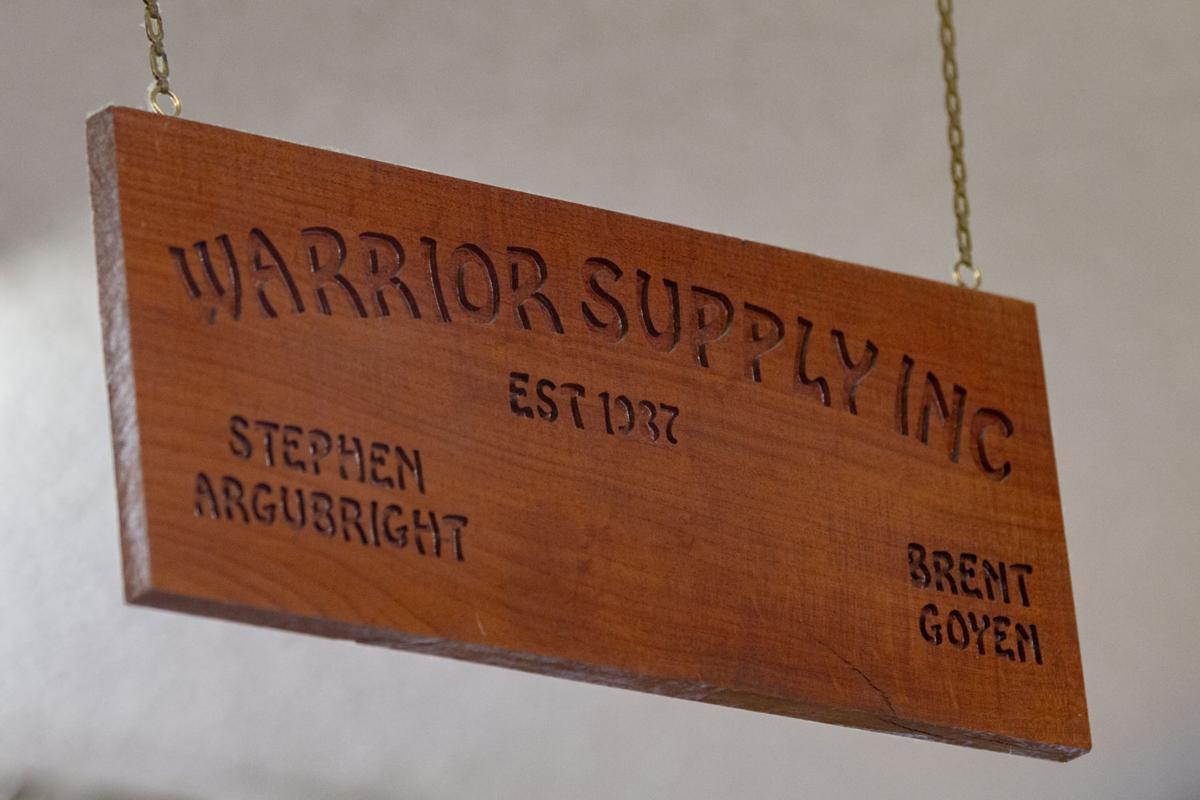 Warrior Supply