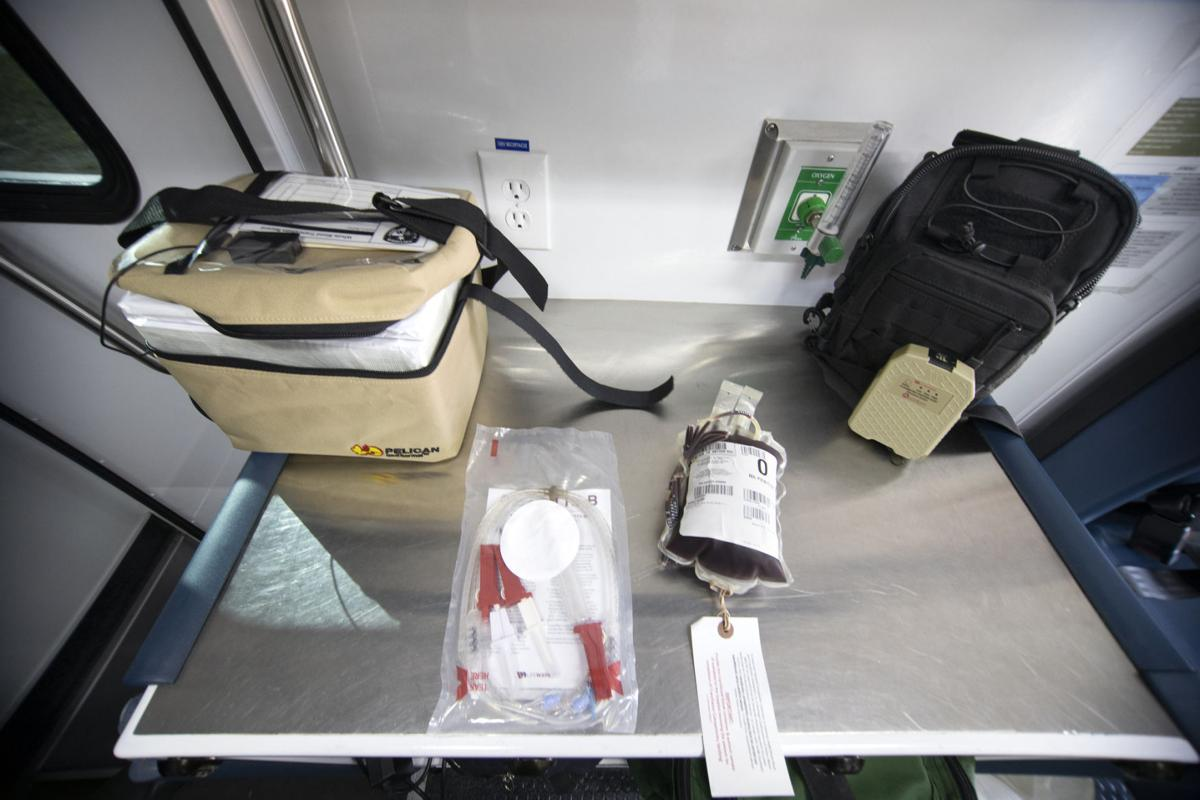 VFD now administers whole blood