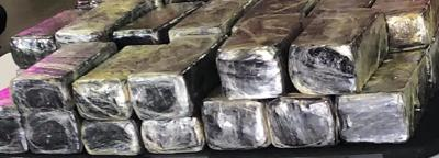 Refugio County Sheriff's Office seizes 123 pounds of meth