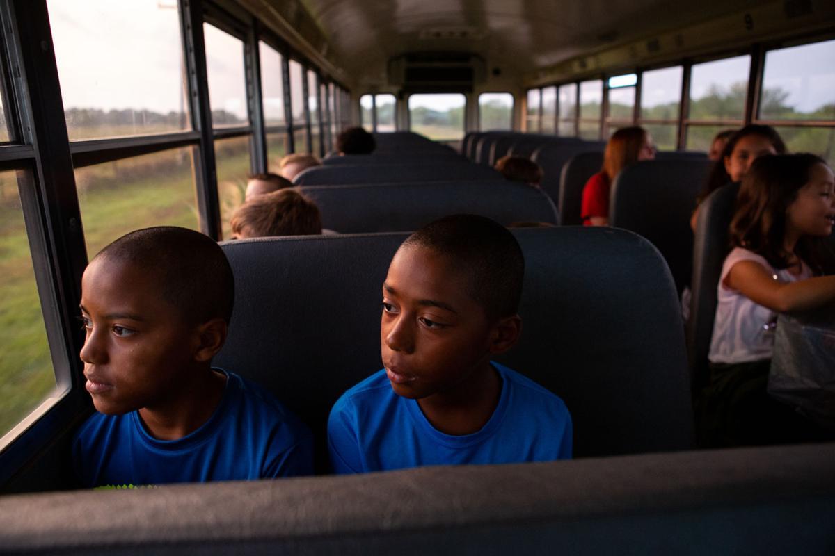 VISD reviews transportation in COVID-19 pandemic