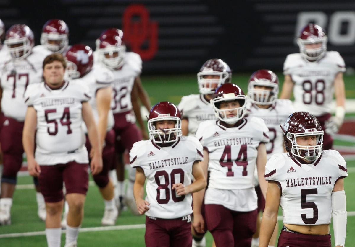 Hallettsville vs. Jim Ned Football