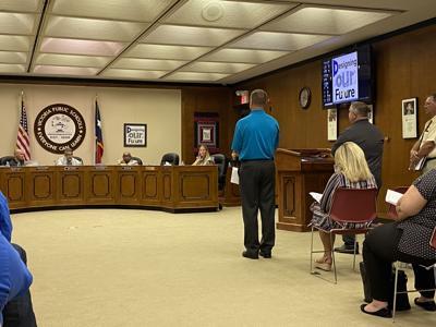 VISD board hears bond proposal