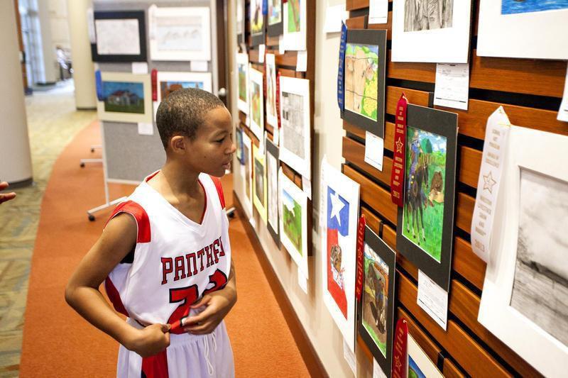 Art contest shows local talent
