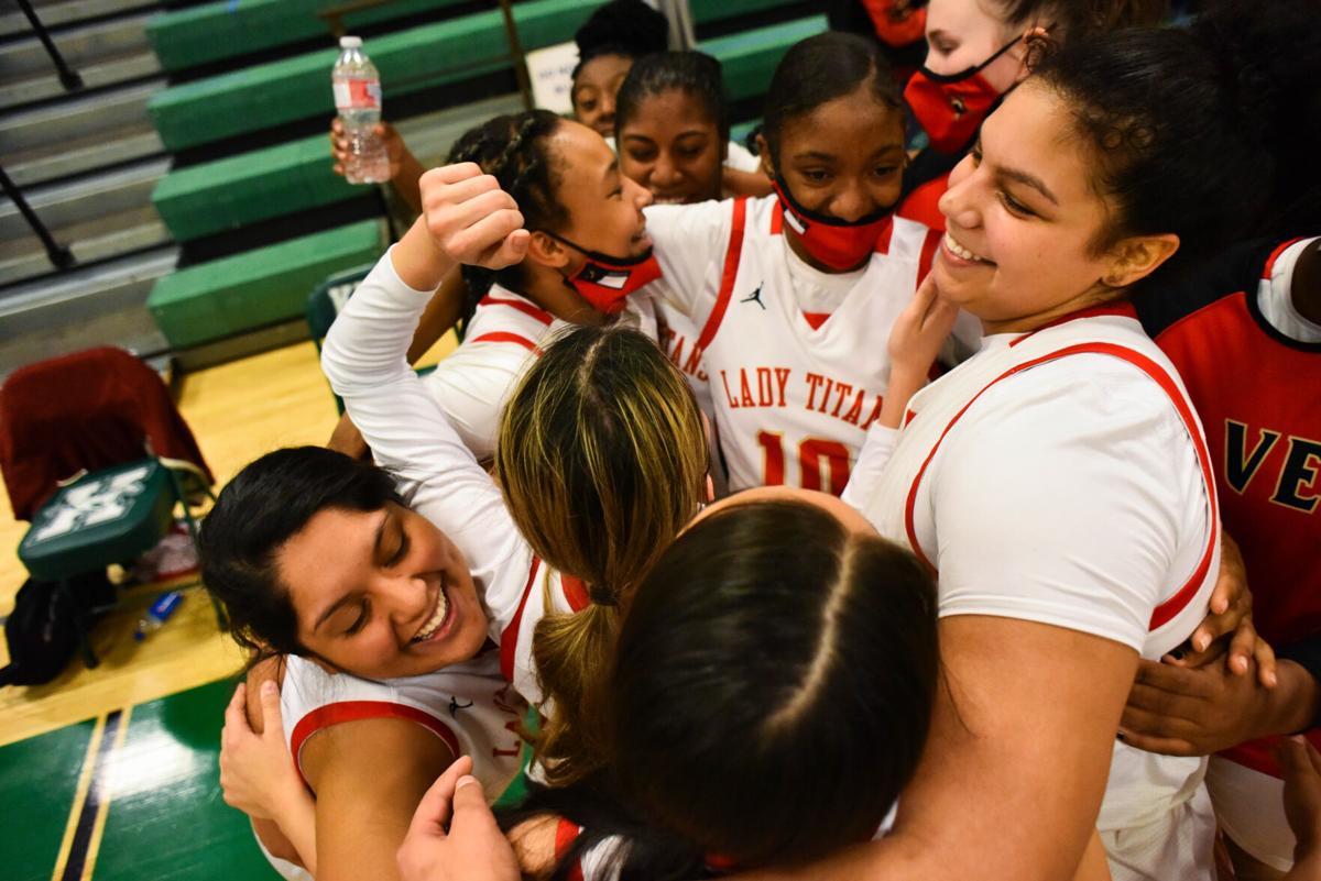 Victoria East vs. Brownsville Veterans Memorial Girls Basketball