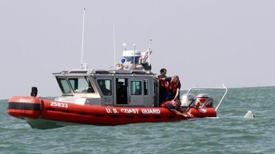 Coast Guard rescues 10 mariners near Port Aransas