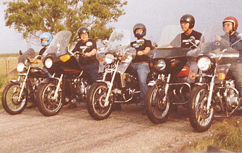 Priest family boasts motorcycling history