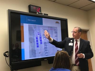 Citizens Medical Center plans for new generators
