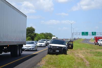 'It's just not safe,' driver says about U.S. 59 northbound near Telferner
